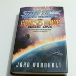 Star Trek The next generation The Genesis Wave Book one Hardback book John Vornholt
